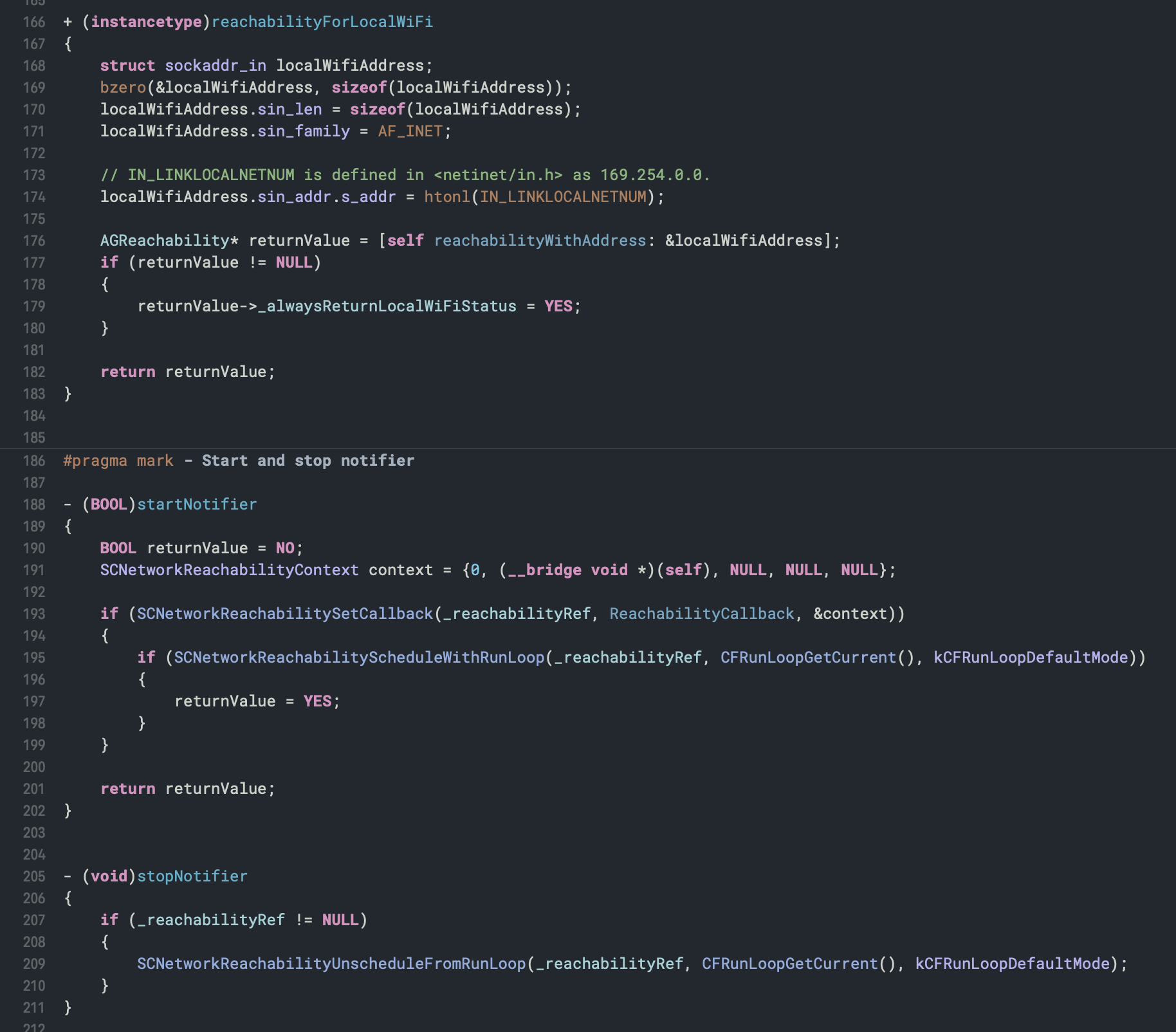 chalkboard xcode theme preview