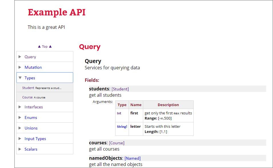 graphql-api-page-generator - npm