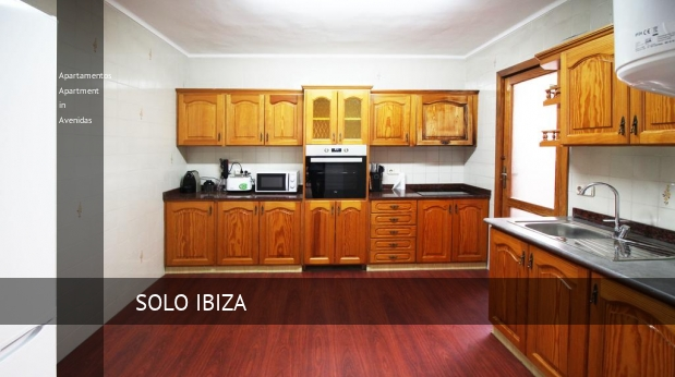 Apartamentos apartment in avenidas en mallorca opiniones for Muebles aragon ibiza