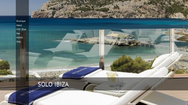 Hotel Boutique Hotel H10 Blue Mar - Adults Only