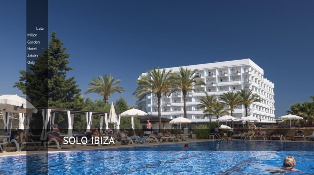 Hotel Cala Millor Garden Hotel - Adults Only