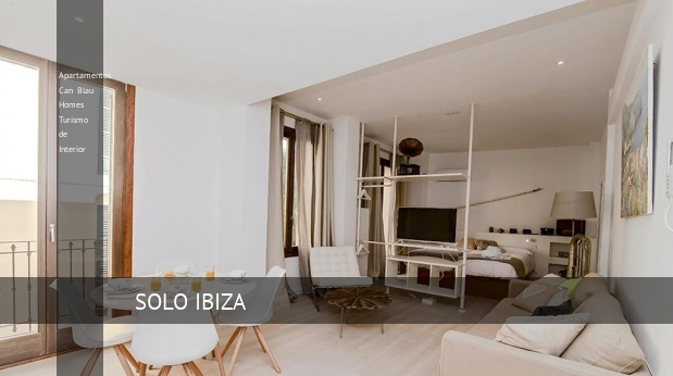 Apartamentos can blau homes turismo de interior en for Muebles aragon ibiza