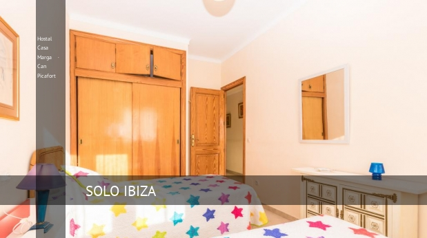 Hostal Casa Marga · Can Picafort reverva