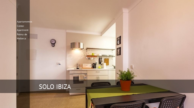 Apartamentos Center Apartment Palma de Mallorca reverva