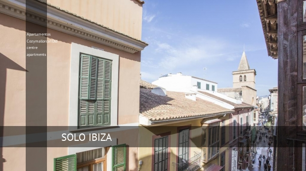 Apartamentos Cozymallorca!:Old centre apartments