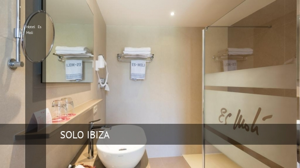 Hotel Es Moli booking