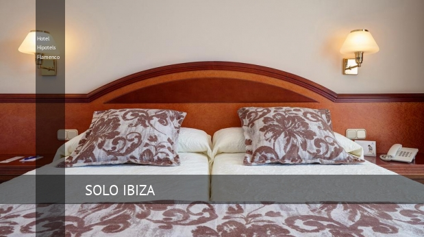 Hotel Hipotels Flamenco booking