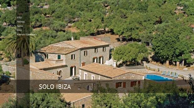 Villa Holiday home Ctra Andratx-Estellencs