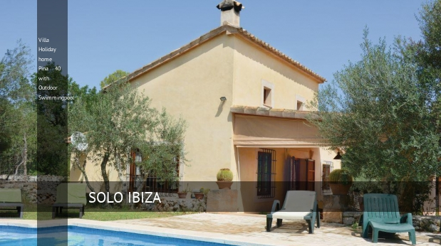 Villa Holiday home Pina 40 with Outdoor Swimmingpool