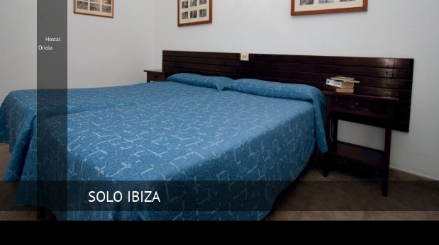 Hostal Oriola booking