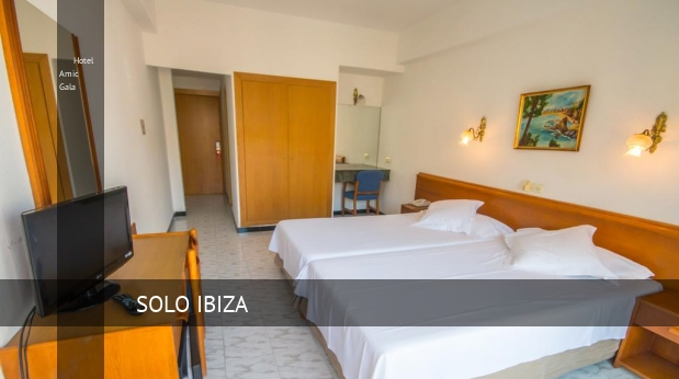 Hotel Amic Gala booking