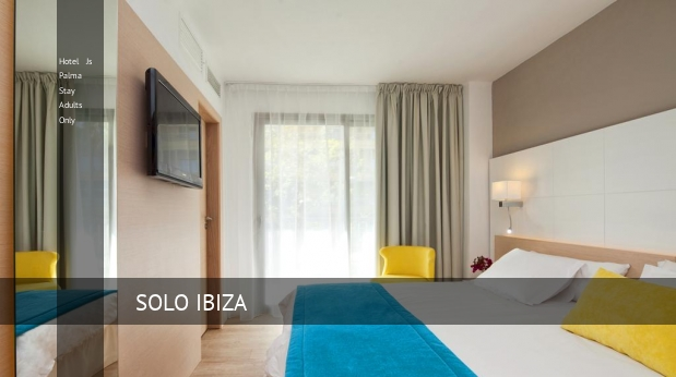 Hotel Js Palma Stay Solo Adultos booking