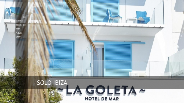 La Goleta Hotel de Mar - Solo Adultos booking