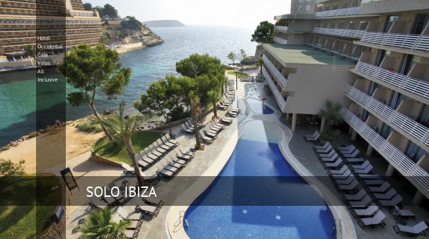 Hotel Occidental Cala Viñas - All Inclusive