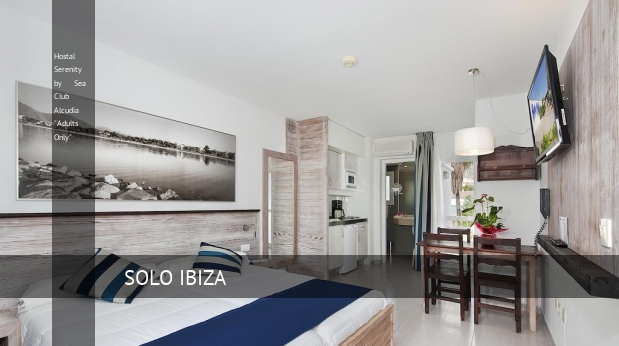 "Hostal Serenity by Sea Club Alcudia ""Solo Adultos"" opiniones"