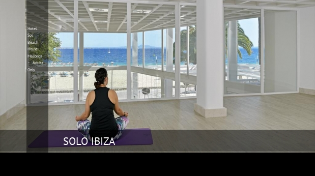 Hotel Sol Beach House Mallorca – Adults Only