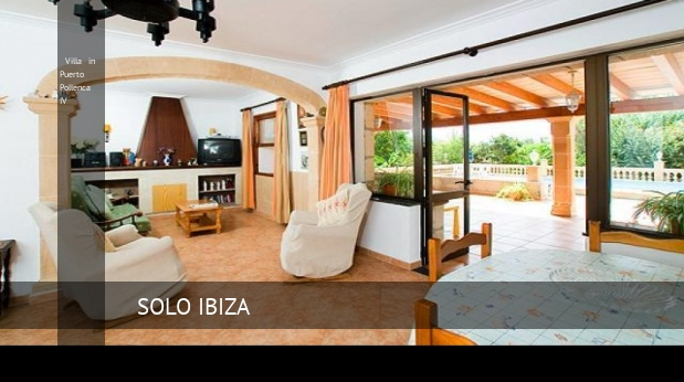 Villa in Puerto Pollenca IV booking