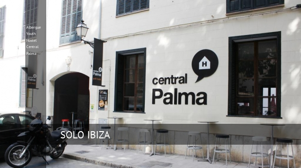 Albergue Youth Hostel Central Palma