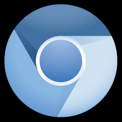 Chromium v12-48 browser logo