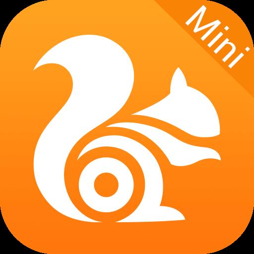 UC Mini browser logo