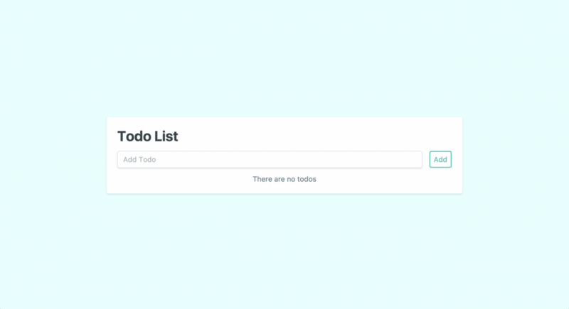 Todo App - Creating Routes and Controllers