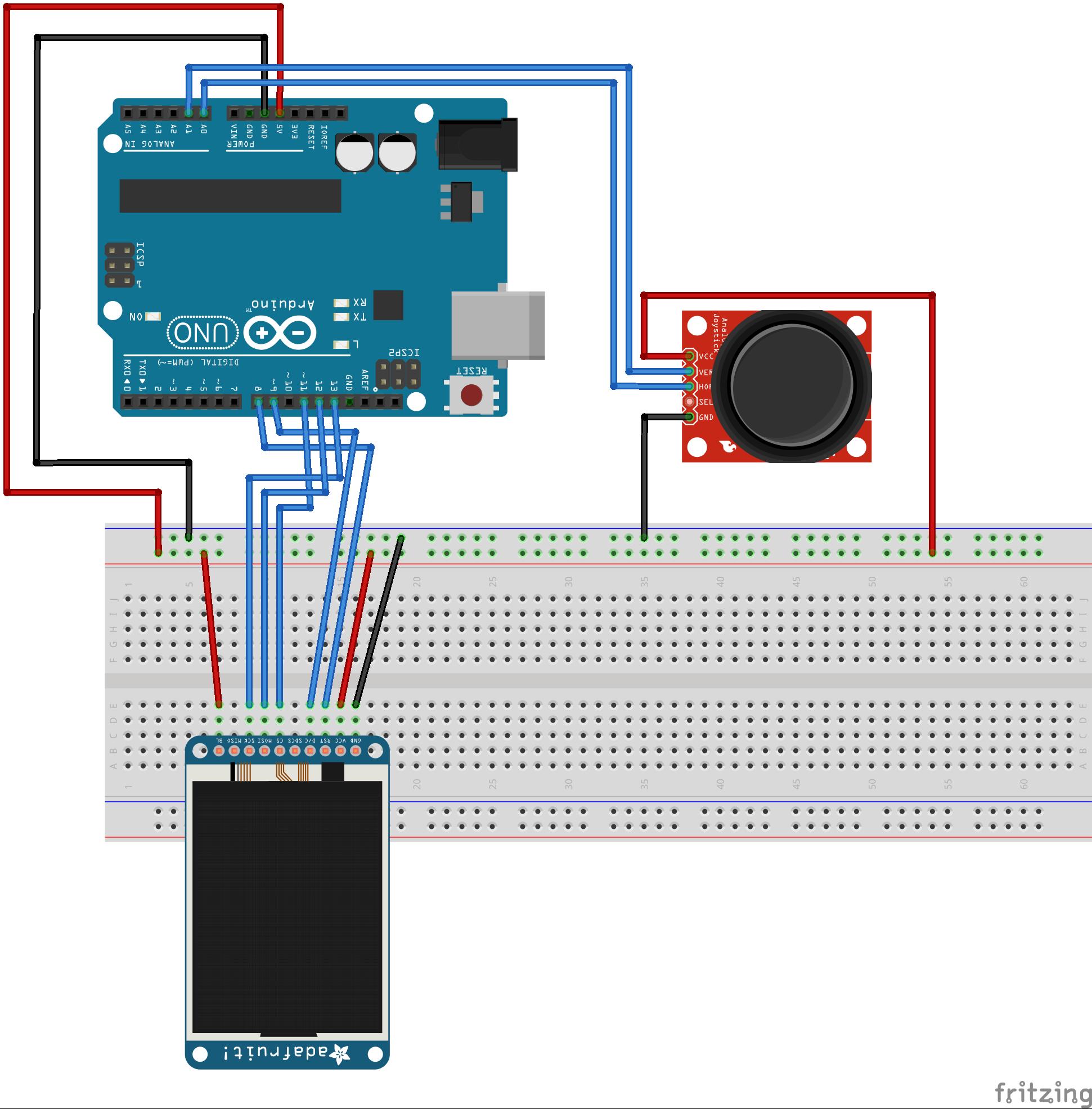 GitHub - nennes/ArduinoGame