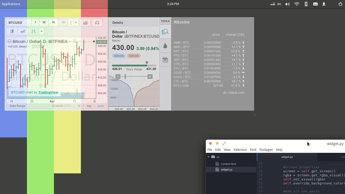 Tradingview Desktop - TRADING