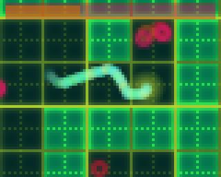 Neonrattle screenshot