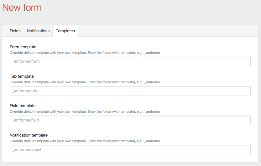 GitHub amimpactamforms Forms plugin for Craft – Task Form Template