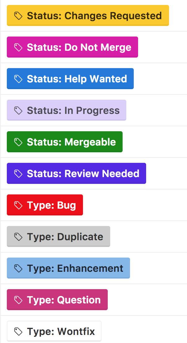 GitHub - amatkivskiy/github-labels-creator: A fancy tool to automate
