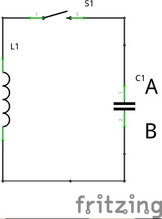 LC_回路図