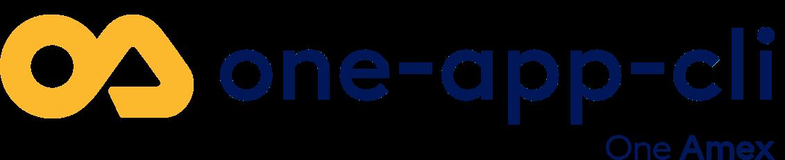 One App CLI - One Amex