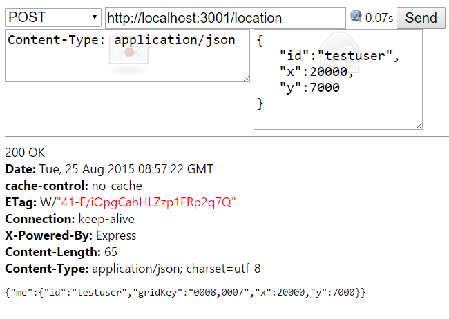 triggers http location change event