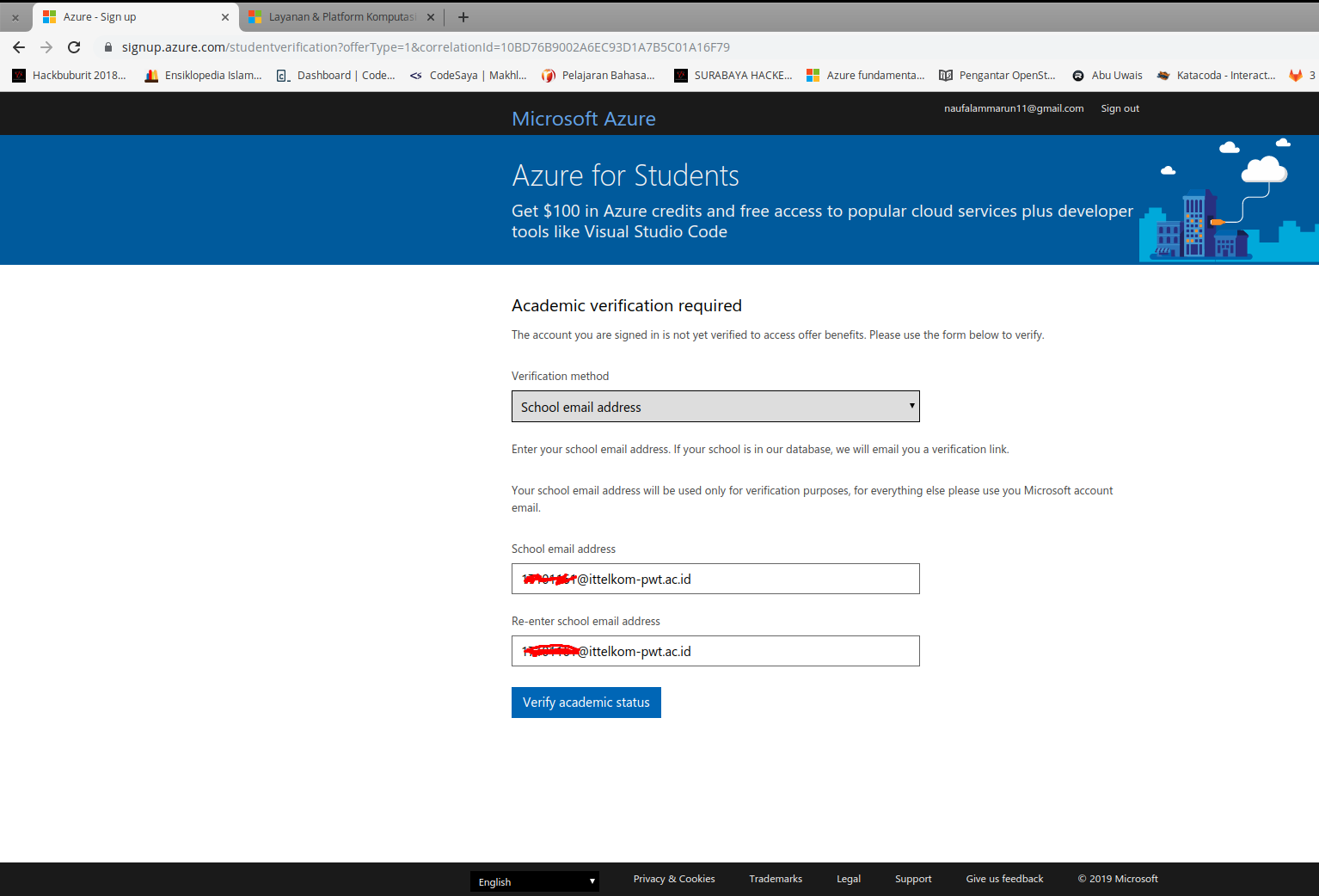 Azure-Email