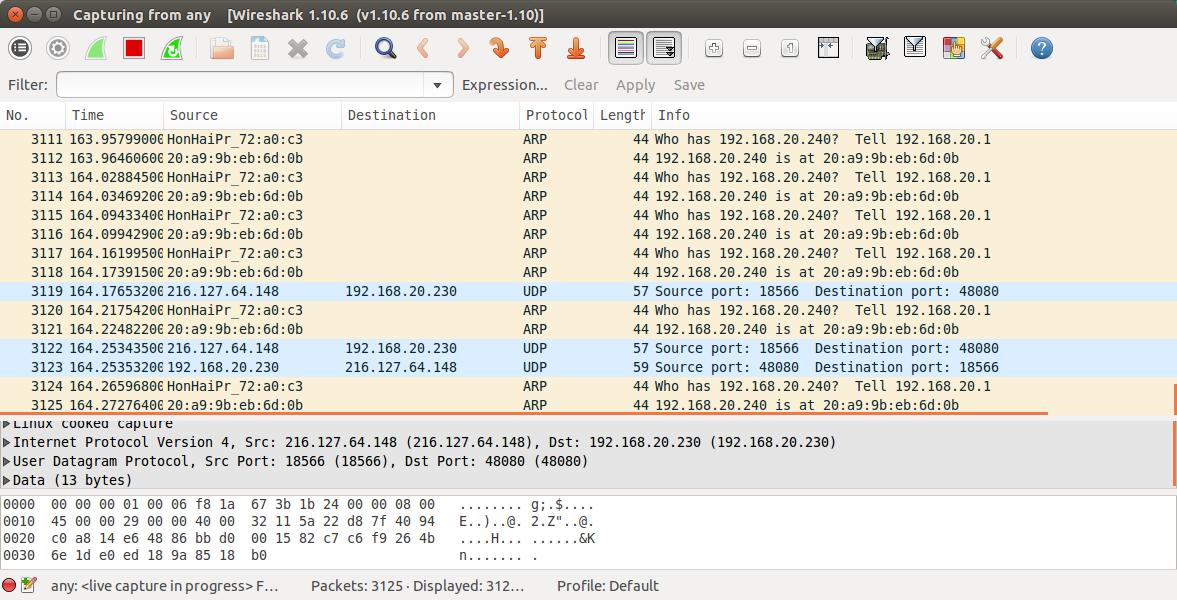 GitHub - ammarx/ARP-spoofing: Python script to perform ARP spoofing
