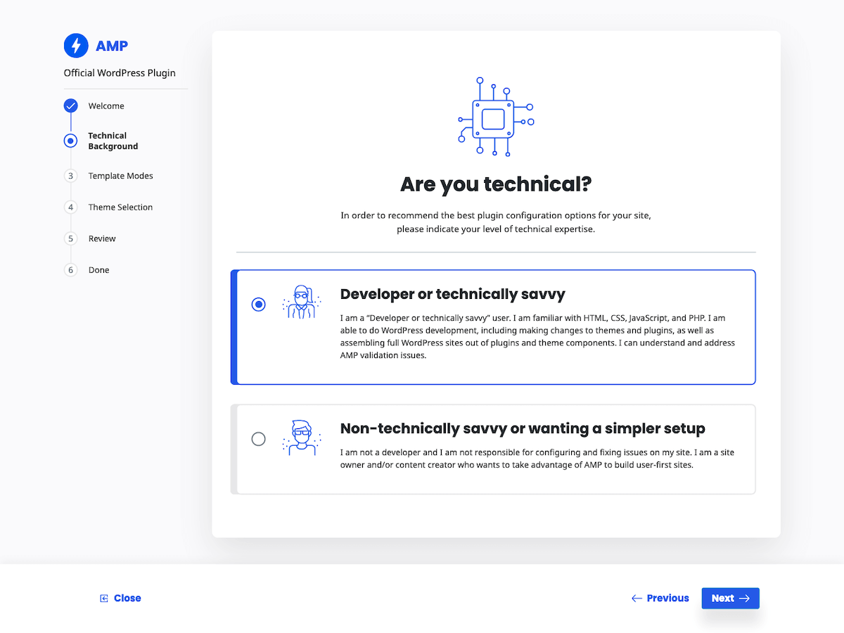 Built for developers and non-technical content creators alike.