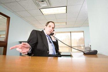 Desk Job Bro