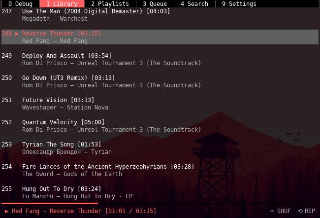 Clay Player screenshot