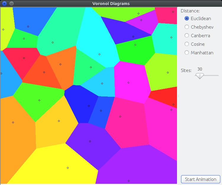 GitHub - andreaiacono/VoronoiSample: Sample application