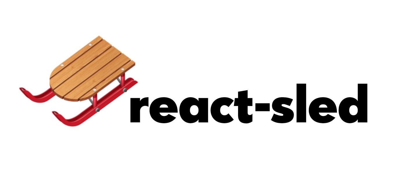 react-sled Logo