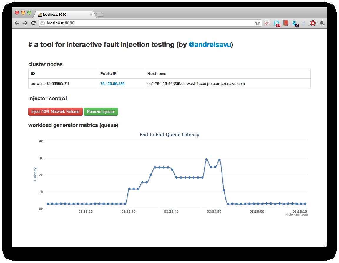 Tester Screenshot
