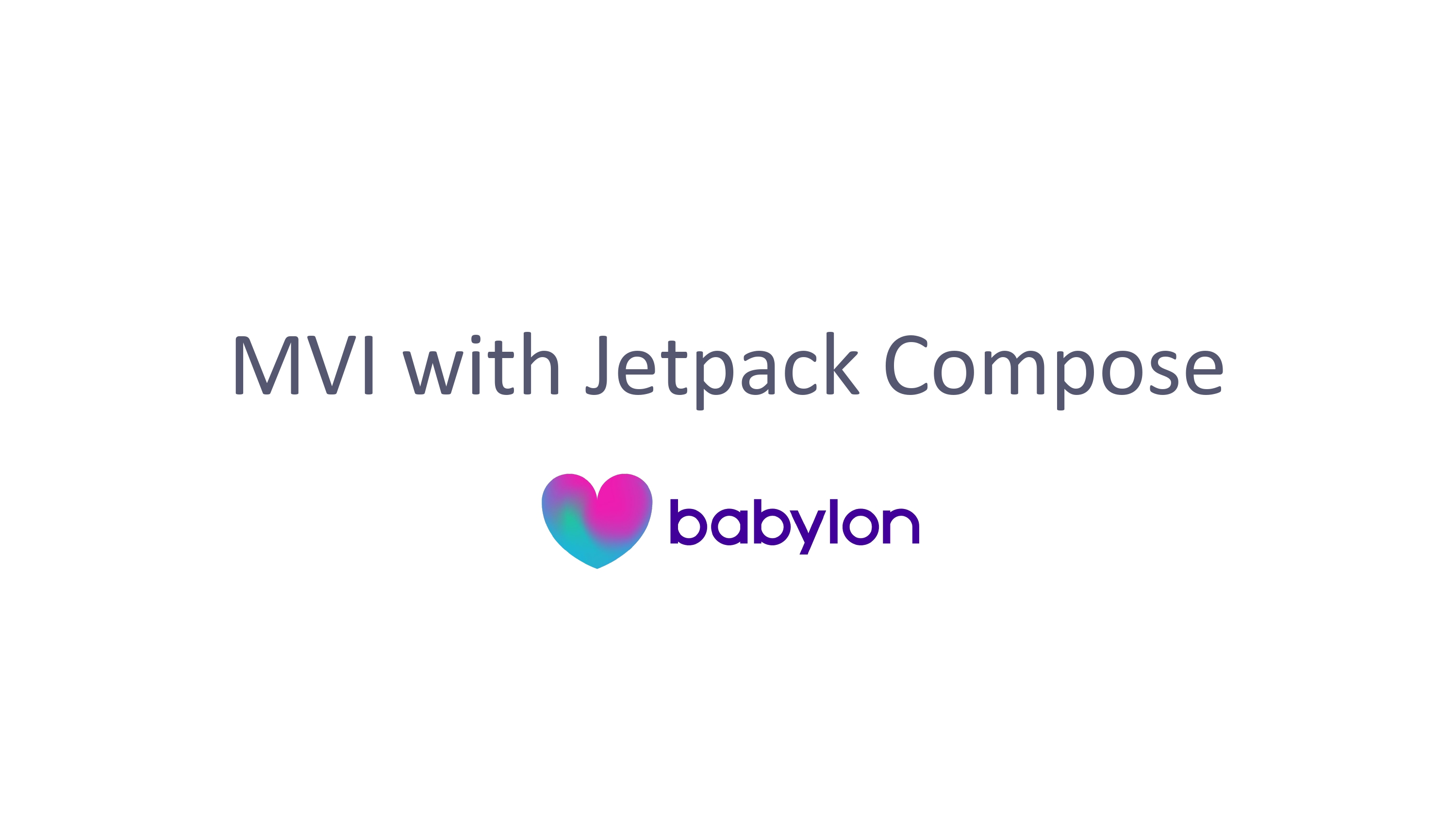 MVI with Jetpack Compose by Luca Nicoletti