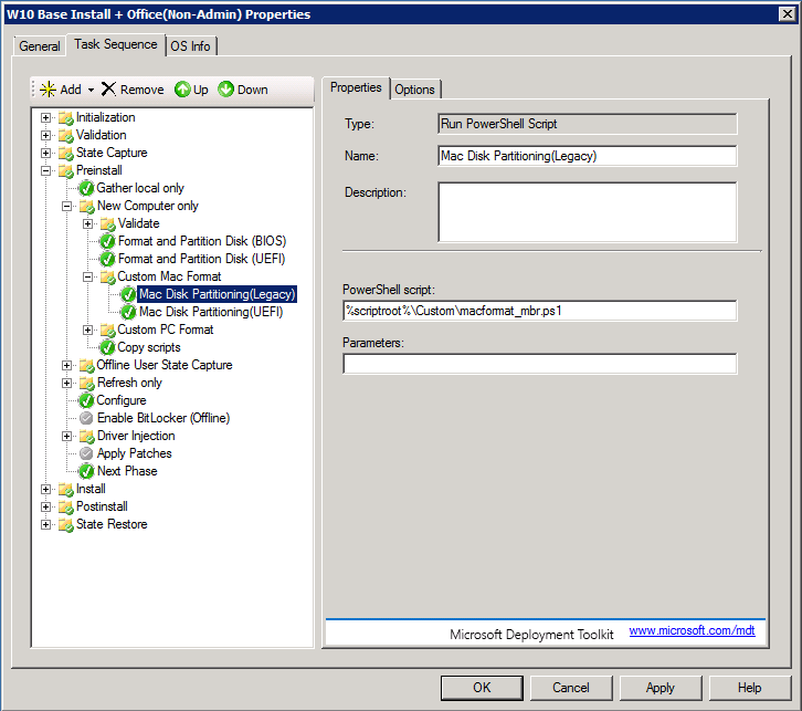 Deploying BootCamp with DeployStudio & MDT/LiteTouch · GitHub