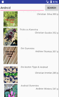 GitHub - andviane/google-books-android-viewer: Android library to