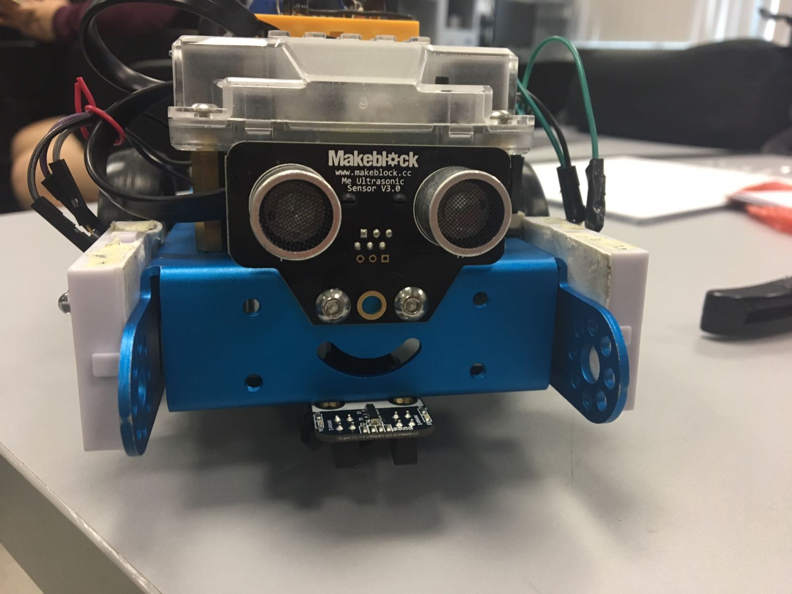 GitHub - andyrobert3/mBot-maze-solver: CG1111 Project for NUS, used