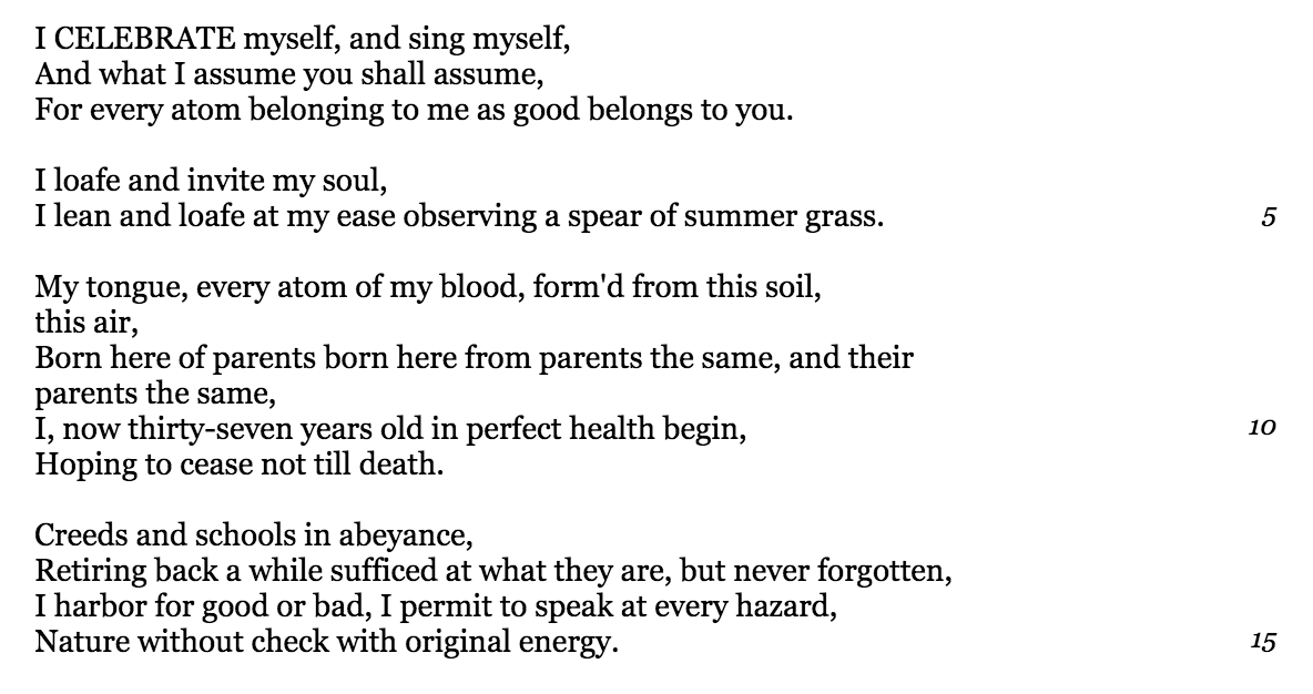 Preview of poem-element