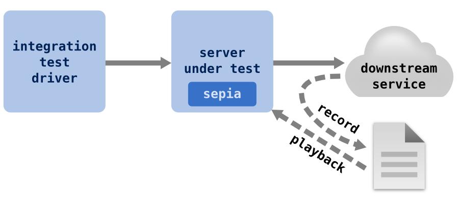 how to run npm server