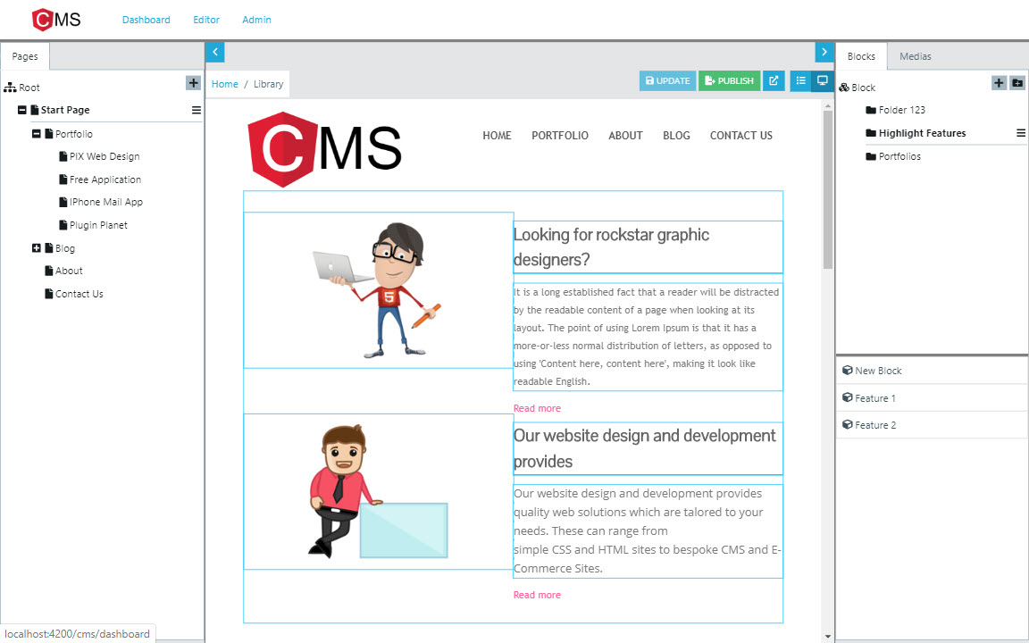 cms-demo-site