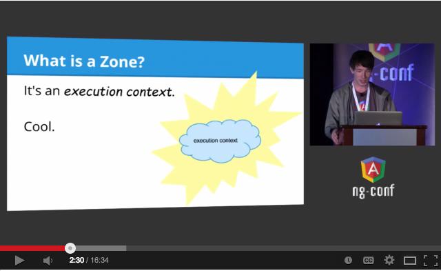 screenshot of the zone.js presentation and ng-conf 2014