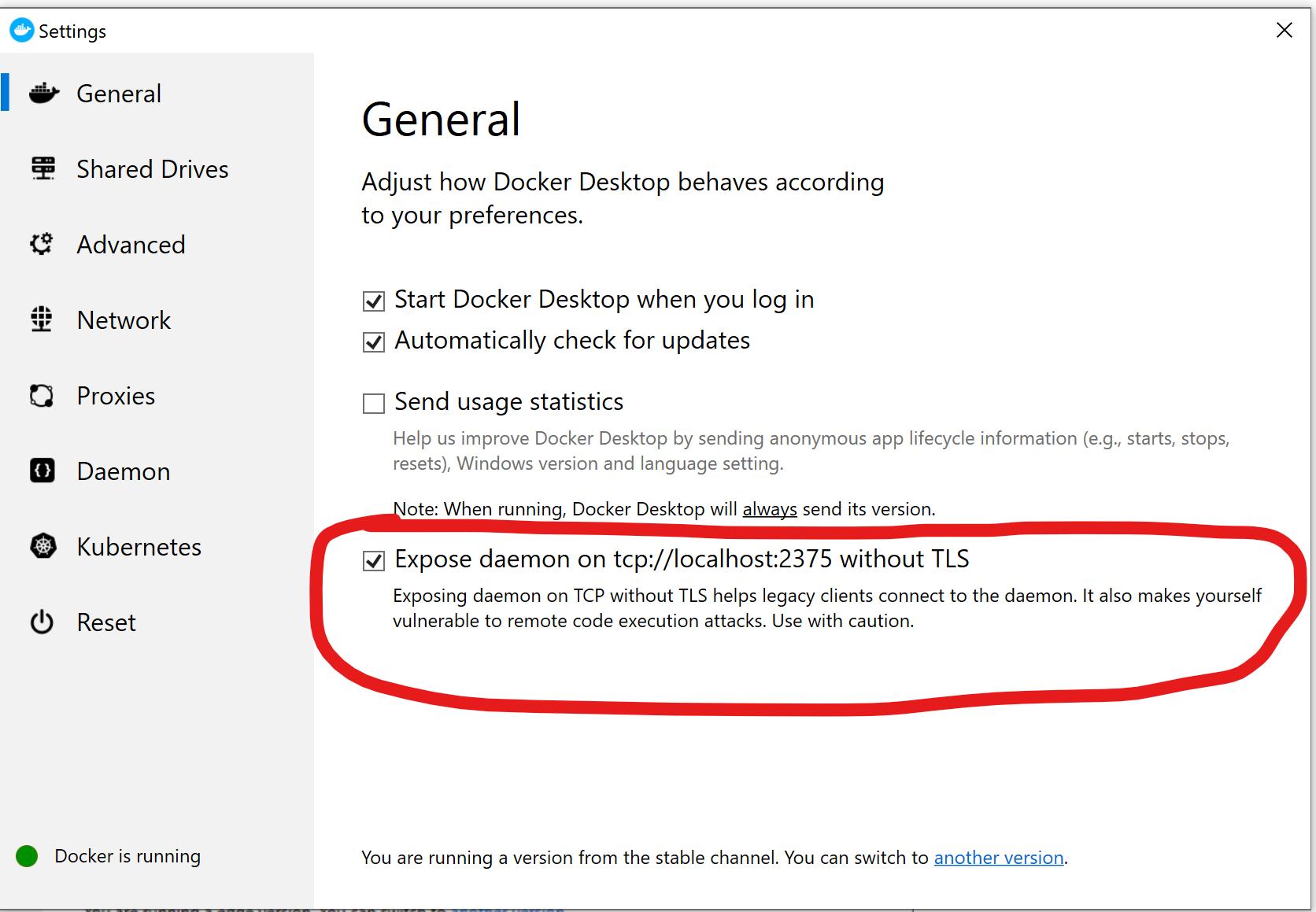 Windows WSL + Docker 开发环境搭建| kanch blog